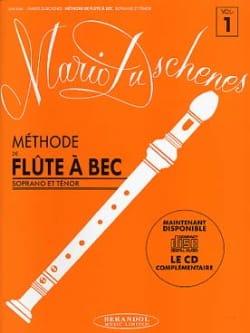 Mario Duschenes - Recorder method - Volume 1 - soprano / tenor - Partition - di-arezzo.co.uk
