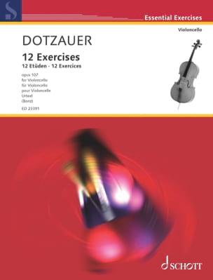 Friedrich Dotzauer - Partition - di-arezzo.com