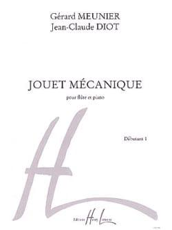 Jouet mécanique Meunier Gérard / Diot Jean-Claude laflutedepan