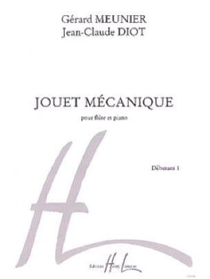Jouet mécanique - Meunier Gérard / Diot Jean-Claude - laflutedepan.com