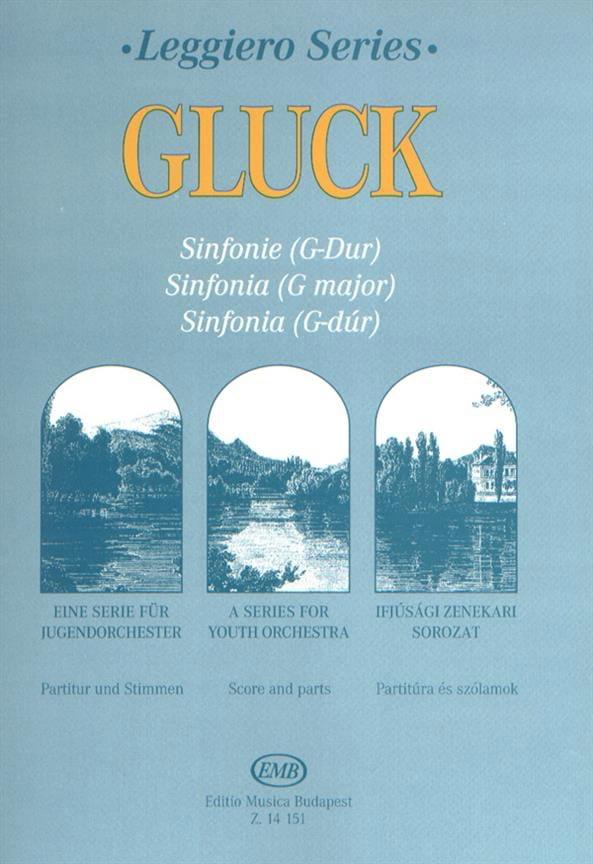 Sinfonia G major - orchestre à cordes juniorJunior - laflutedepan.com