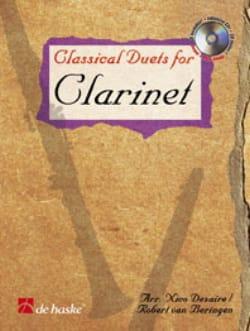 Classical Duets for Clarinet - laflutedepan.com