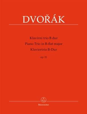 Trio en Sib Maj., op. 21 - Violon, violoncelle et piano laflutedepan