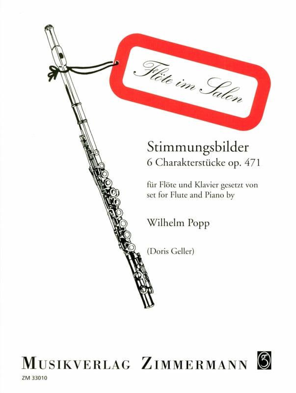 Stimmungsbilder op. 471 - Flöte Klavier - laflutedepan.com