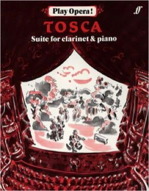 Tosca - PUCCINI - Partition - Clarinette - laflutedepan.com
