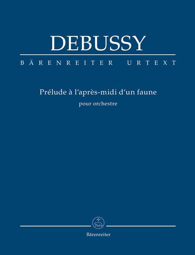 Prélude à l'Après-Midi d'un Faune - DEBUSSY - laflutedepan.com