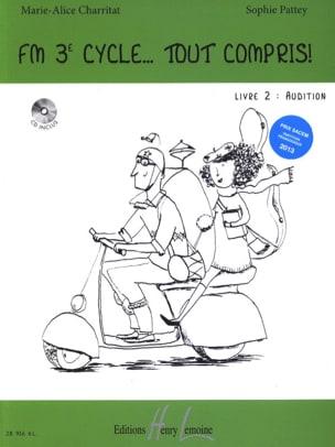 FM 3ème Cycle Tout Compris - Livre 2 - Audition laflutedepan