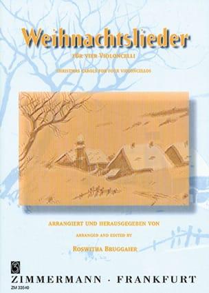 Weihnachtslieder Roswitha Bruggaier Partition laflutedepan