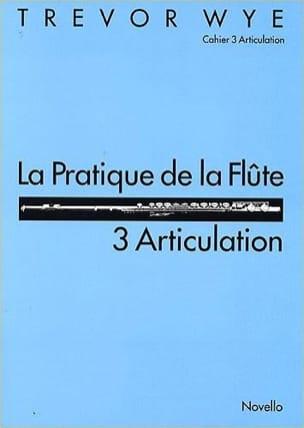 La pratique de la flûte Volume 3 - Articulation laflutedepan