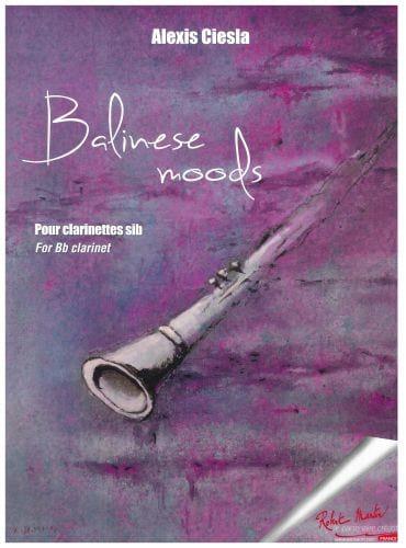Balinese Moods - Alexis Ciesla - Partition - laflutedepan.com
