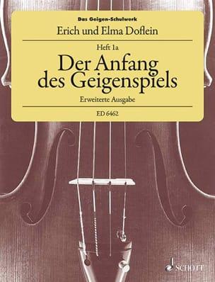 Das Geigen-Schulwerk, Heft 1A laflutedepan