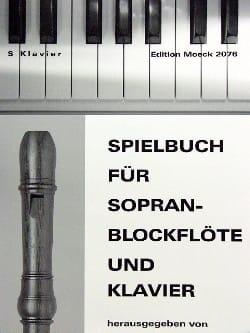 Spielbuch für Sopranblockflöte u. Klavier Ilse Hechler laflutedepan
