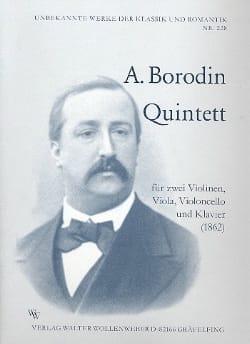 Quintett -Stimmen BORODINE Partition Quintettes - laflutedepan