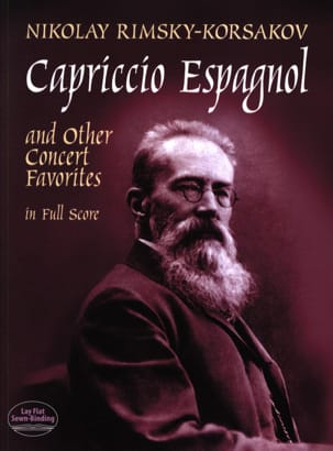 Capriccio Espagnol And Other Concert Favorites laflutedepan