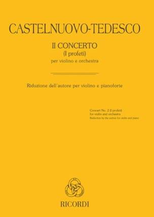 Concerto n° 2 I profeti - Violon et piano laflutedepan