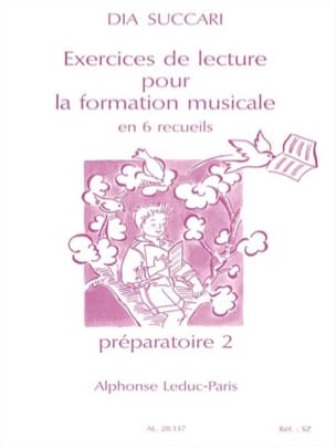 Exercices de lecture - Prép. 2 Dia Succari Partition laflutedepan