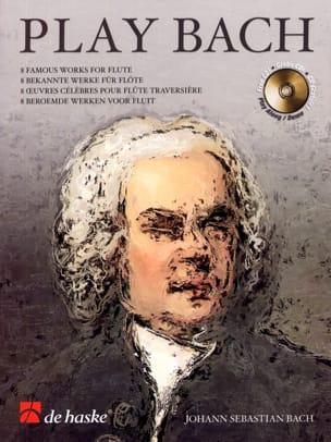 Play Bach -Flute BACH Partition Flûte traversière - laflutedepan