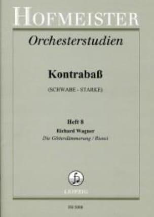 Orchesterstudien - Heft 8 - Kontrabass - laflutedepan.com