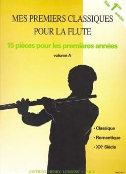 Mes Premiers Classiques Volume A - Flûte laflutedepan