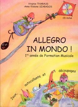 Allegro in mondo laflutedepan