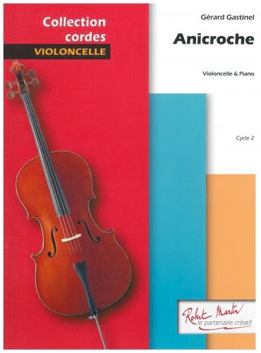 Anicroche - Gérard Gastinel - Partition - laflutedepan.com