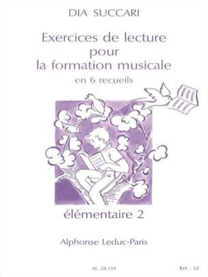 Exercices de Lecture - Elémentaire 2 Dia Succari laflutedepan