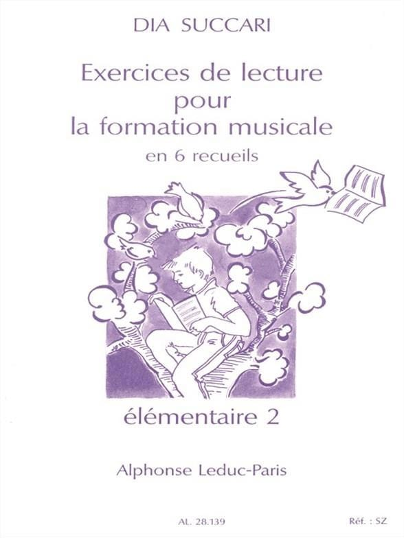 Exercices de Lecture - Elémentaire 2 - Dia Succari - laflutedepan.com