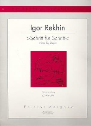 Schritt Für Schritt - Igor Rekhin - Partition - laflutedepan.com