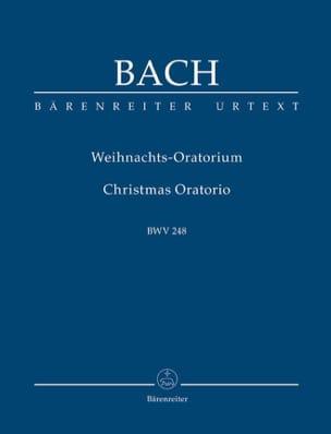 Weihnachtsoratorium. Urtext der Neuen Bach-Ausgabe BACH laflutedepan
