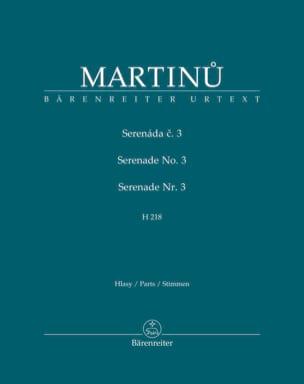 MARTINU - Partition - di-arezzo.de