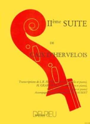Suite n° 2 - Contrebasse - laflutedepan.com