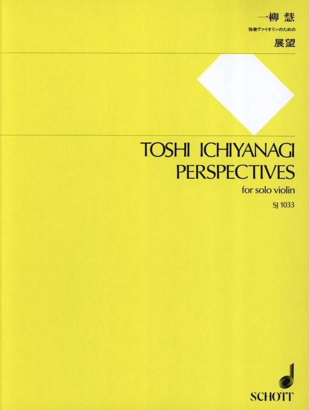 Perspectives - Toshi Ichiyanagi - Partition - laflutedepan.com