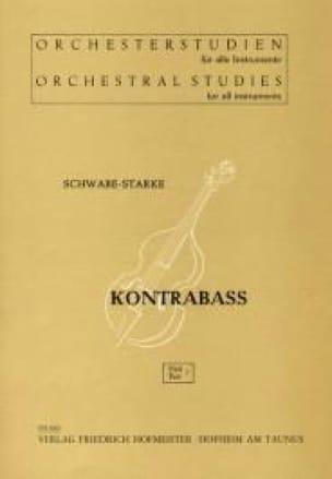 Orchesterstudien - Heft 7 - Kontrabass - laflutedepan.com