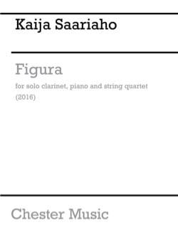 Figura - Sextuor Kaija Saariaho Partition Sextuors - laflutedepan