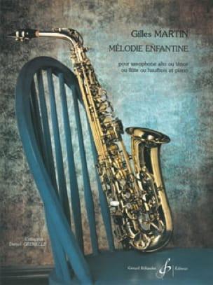 Mélodie Enfantine - Flûte Sax, Hautbois et Piano - laflutedepan.com