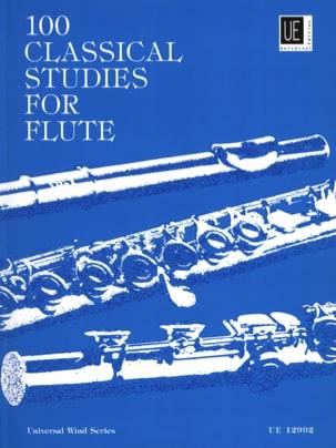 Frans Vester - 100 estudios clásicos para flauta - Partition - di-arezzo.es