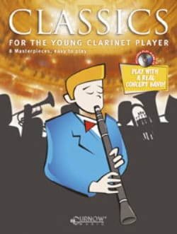Classics for the young clarinet player James Curnow laflutedepan
