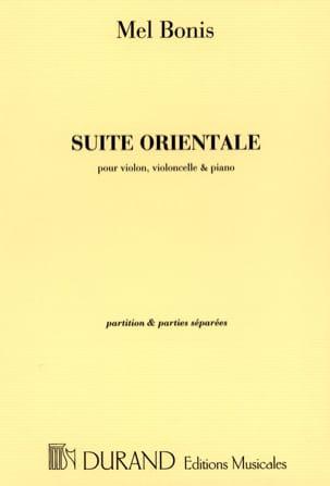 Suite Orientale Mel Bonis Partition Trios - laflutedepan