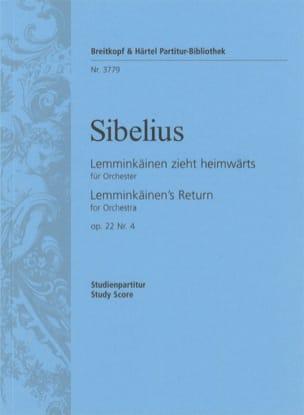 Lemminkäinen Zieht Heimwärts Op. 22 N° 4 SIBELIUS laflutedepan