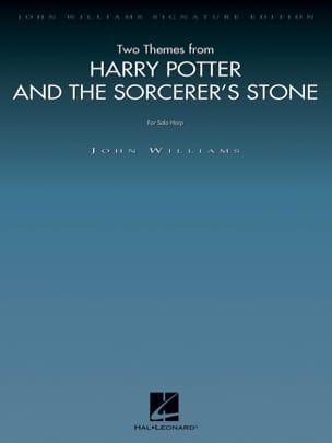 2 Thèmes de Harry Potter John Williams Partition Harpe - laflutedepan