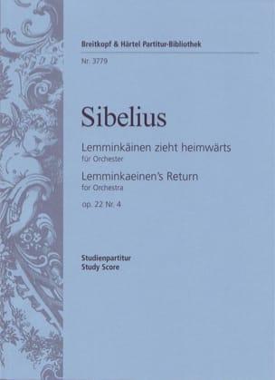 Lemminkäinen In Tuonela, Op. 22 N°3 SIBELIUS Partition laflutedepan