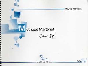 Méthode Martenot -cahier 1B Maurice Martenot Partition laflutedepan