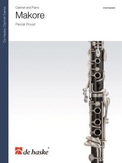 Makoré - Clarinette et Piano - Pascal Proust - laflutedepan.com