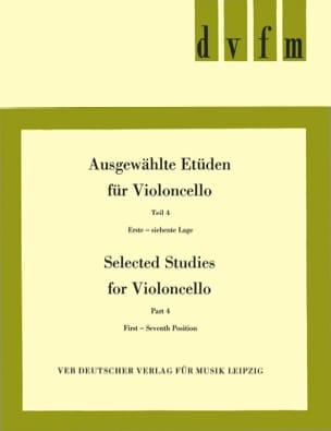 Ausgewählte Etüden - Teil 4 compositeurs Divers Partition laflutedepan