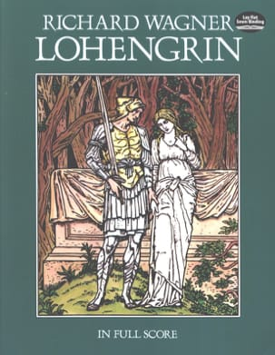 Lohengrin - Full Score WAGNER Partition Grand format - laflutedepan