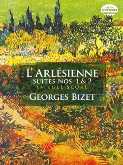 L' Arlésienne Suites N° 1 & 2 - Full Score BIZET laflutedepan