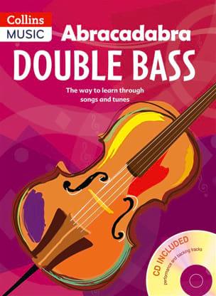 Abracadabra Double Bass Partition Contrebasse - laflutedepan