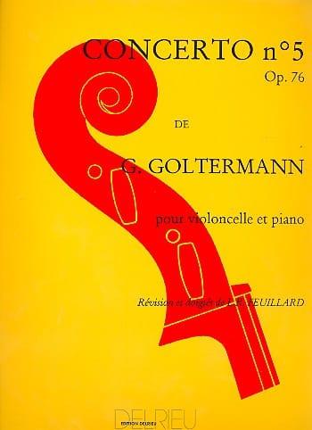 Concerto N° 5 Op. 76 en Ré Mineur 1er Mvt - laflutedepan.com