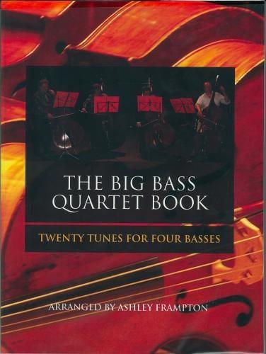 The Big Bass Quartet Book - Partition - laflutedepan.com