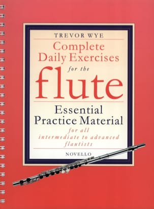 Complete daily exercises - Flute Trevor Wye Partition laflutedepan